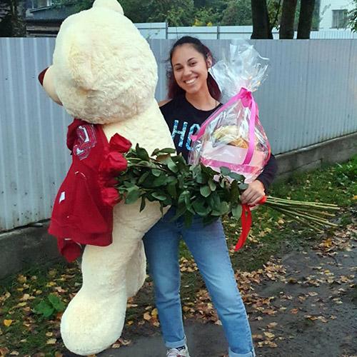 Фото товара 11 метровых роз