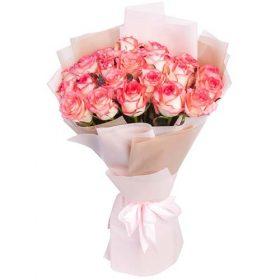 "букет 25 роз ""Джумилия"""