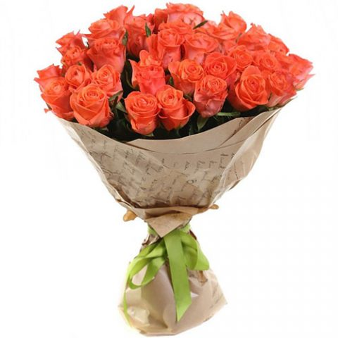 """51 роза """"Вау"""""""