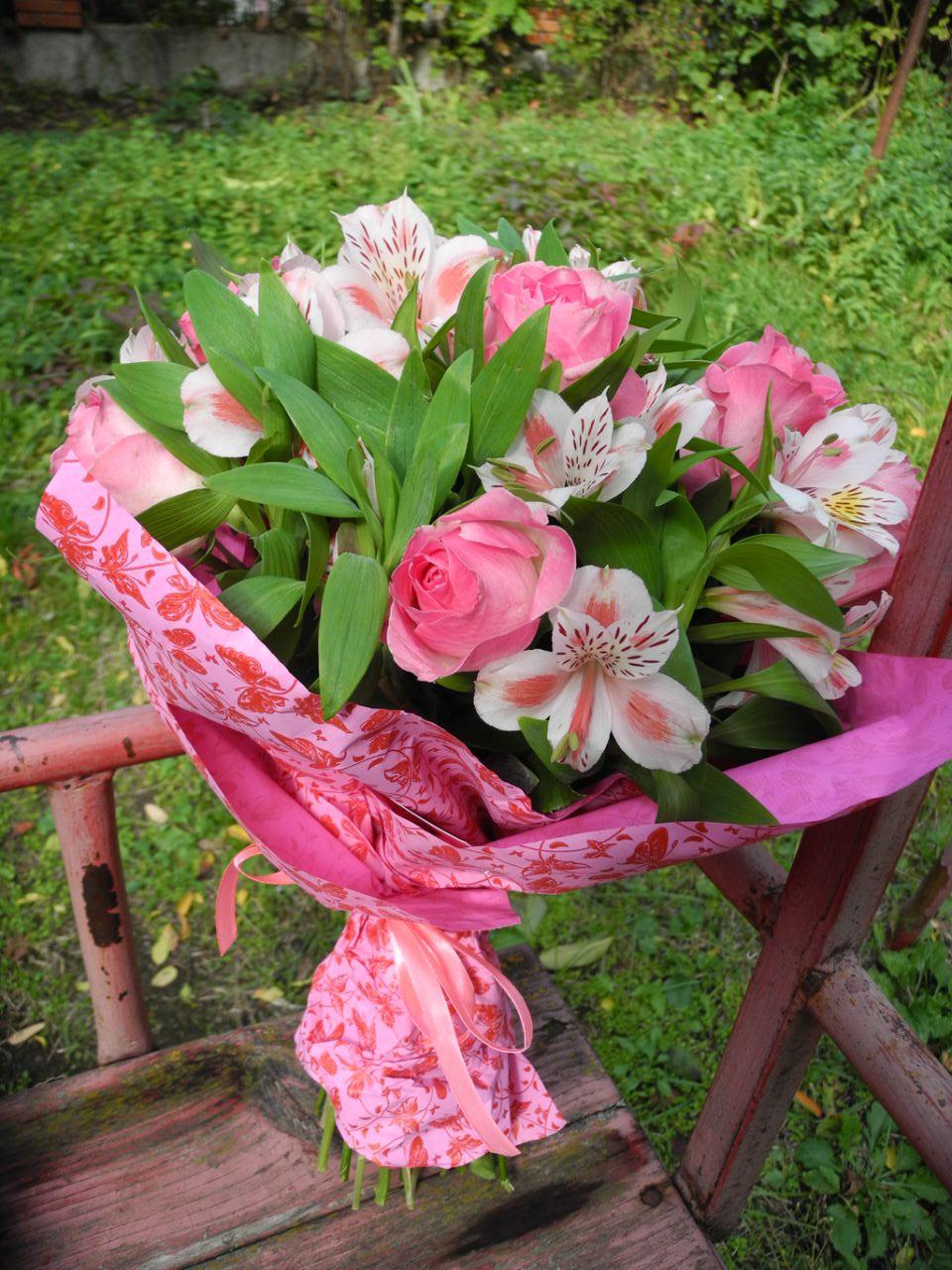 Фото товара Розовый цвет в Ужгороде