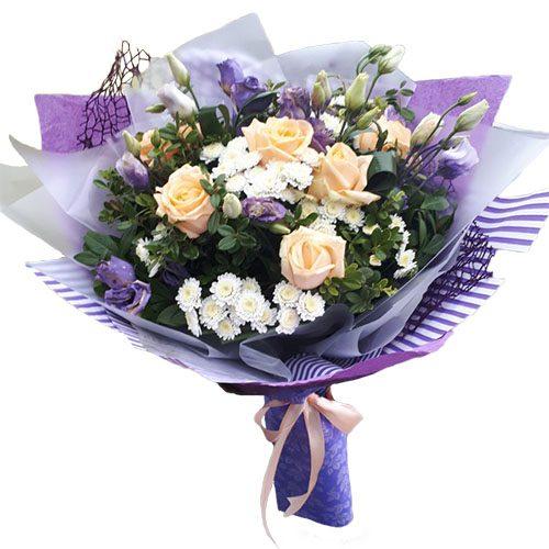 """Букет """"Краса"""" мікс квітів"""