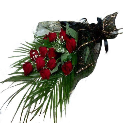 фото товару Траурні квіти