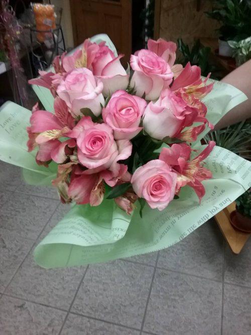 """Букет """"Рожевий настрій"""""""