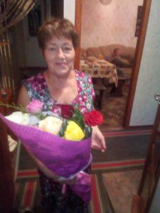 Магазин цветов в Ужгороде