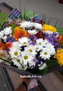 де замовити квіти у Львові