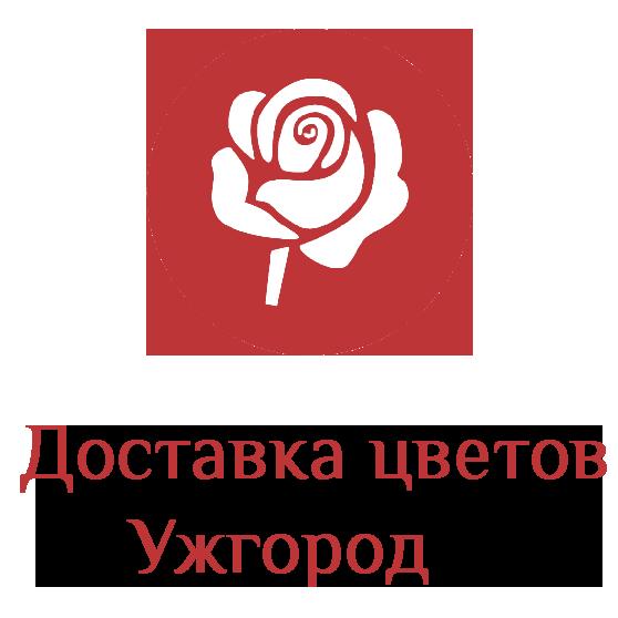 Доставка цветов Ужгород лого