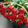 Фото товара 21 червона троянда в Ужгороде