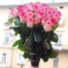 """Фото товара 33 троянди """"Джумілія"""" в Ужгороде"""