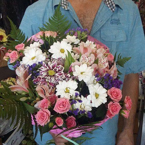 Фото товара Микс летних цветов в Ужгороде