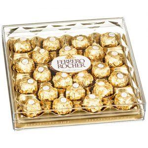 njdfh Коробка конфет «Ferrero Rocher»