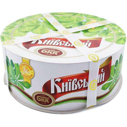 солодощі з доставкою Торт «Київський» (900 гр, БКК)