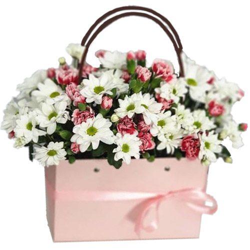 Фото товара Розовая сумочка в Ужгороде