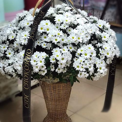 """Фото товара Корзина """"В наших сердцах"""" в Ужгороде"""