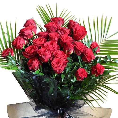 Фото товара 26 красных роз в Ужгороде