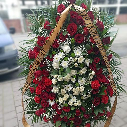 Фото товара Вінок на похорон №3 в Ужгороде